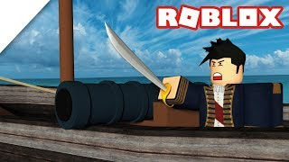 ARRRG FIRE THE CANNONS! | Roblox Overboard Alpha | W/ Fans!