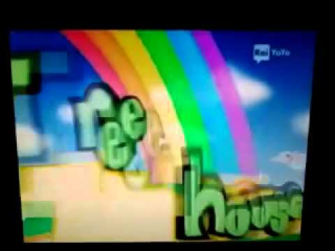 how to draw treehouse tv logo