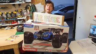 Building The WORLDS Strongest RC Car