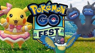 Erhöhte Shiny-Chance! Alle Infos zum Pokémon GO Fest 2021