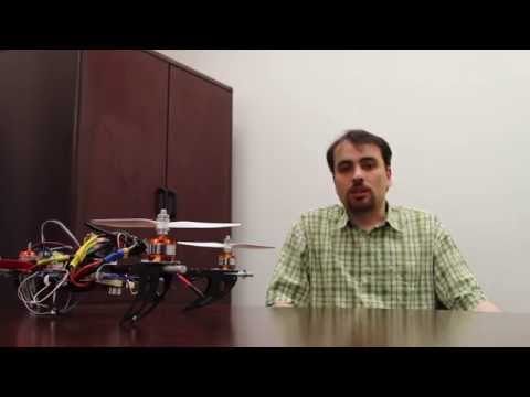 NYIT 2015 team Icarus indoor quadcopter with Lidar naviguation and mapping