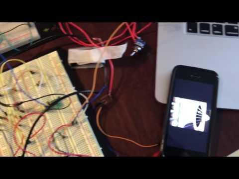 Arduino Pitch Detector