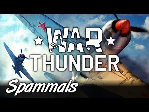 War Thunder | Part 1 | Baron Von Spammals