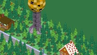 The Simpsons: Tapped Out - The Sunsphere