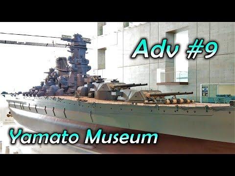 Yamato Museum (feat. Eurobeat) – Jolly Roger Adv #9 v3 (Travel Vlog)