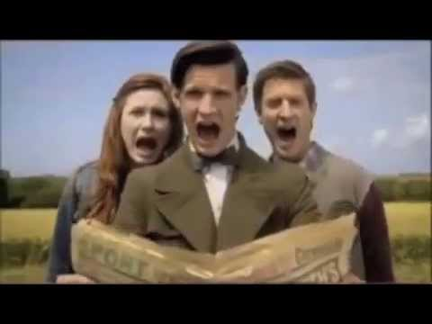 Doctor Who Just Dance