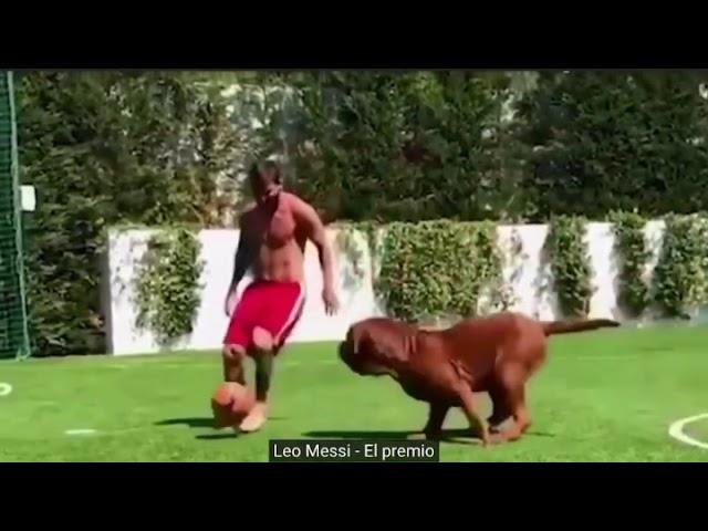 Lionel Messi, el mejor jugador de fútbol del mundo! Vuelve hoy