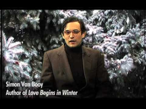 Short Story PSA from Simon Van Booy, author of Love Begins in Winter