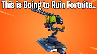THIS ITEM IS GOING TO RUIN FORTNITE..