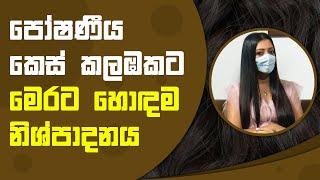 පෝෂණීය කෙස් කලඹකට මෙරට හොඳම නිශ්පාදනය | Piyum Vila | 16 - 09 - 2021 | SiyathaTV Thumbnail