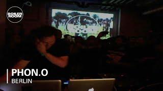 Phon.o live in the Boiler Room Berlin