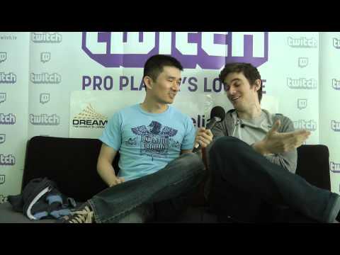 2GD Interview @ DreamHack Summer 2013 Part 1