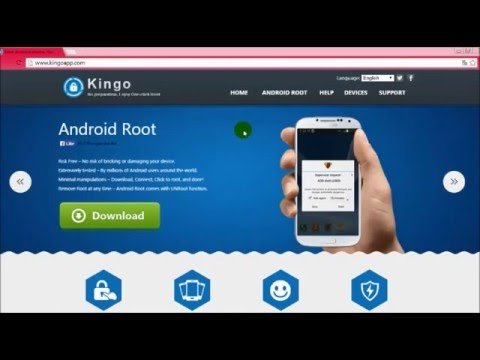 Kingo Root Download - Get Kingoroot Original download links