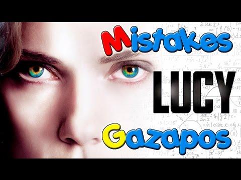 Errores de Lucy - Gazapos de Lucy - Lucy Mistakes