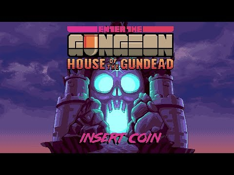 Enter the Gungeon: House of the Gundead - Arcade Game