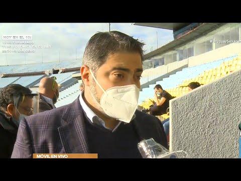 Móvil: Vacunación en el Estadio Centenario