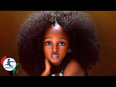 African Girl from Nigeria, Dubbed the Most Beautiful in the
