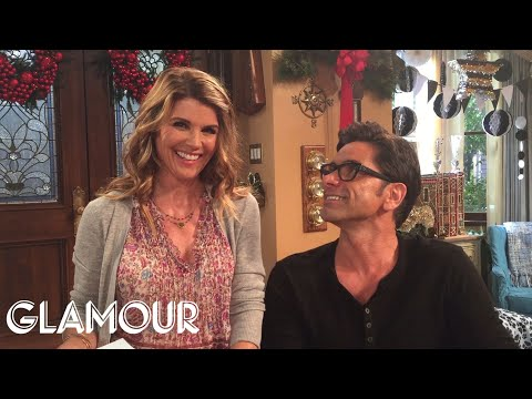 Have Mercy! On Set With the Cast of Fuller House | Glamour