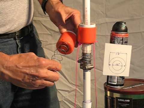 Improved Water Bottle Rocket Launcher Clark Cable Tie