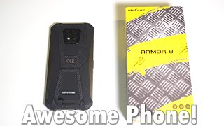 Ulefone Armor 8 - Budget Durable Beast Unboxing And Review