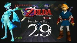 The Legend of Zelda Ocarina Of Time #29: Temple de l'Eau