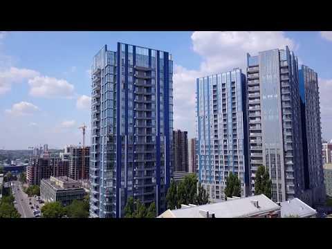 ЖК Централ Парк, Киев. Central park apartments, Kiev. (2017-07-18)