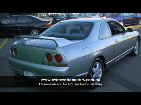 1995 Nissan skyline - Evanwood Motors - Car city - top gear