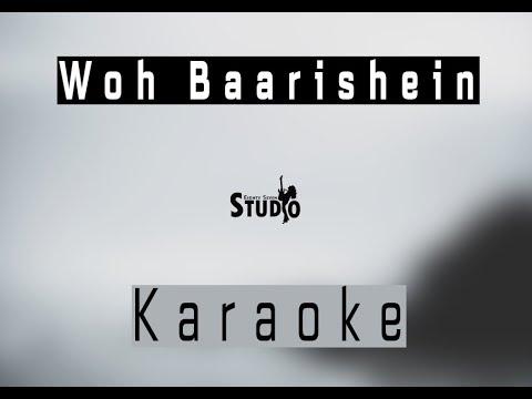 woh-baarishein---arjun-kanungo-|-karaoke