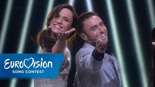 opening revue mit måns zelmerlöw petra mede eurovision song contest