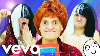 Ed Sheeran Shape Of You Parody // Ed Sheeran & Sia Parody