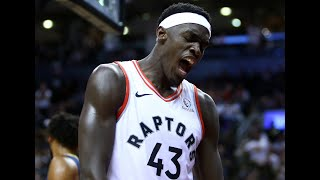 Pascal Siakam (34 PTS) and Fred VanVleet (34 PTS) Carry Toronto Raptors To Win On Opening Night