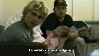 Nirvana - Lounge Act DEMO (Subtitulado-español)