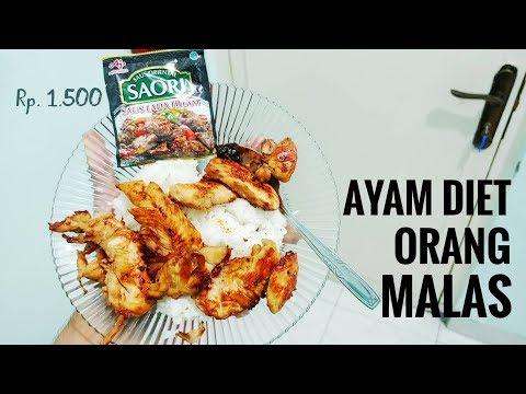 Resep Dada Ayam Black Pepper Diet Orang Malas Anti Uek Uek thumbnail