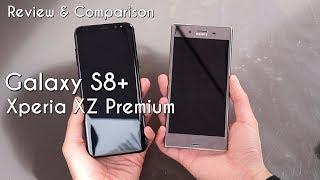 Sony Xperia XZ Premium Full Review vs Galaxy S8+! Camera, Speed, Display Comparison