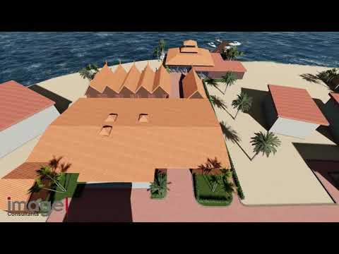 Dubai World Island Animation عرض لمشروع دبي ايلاند
