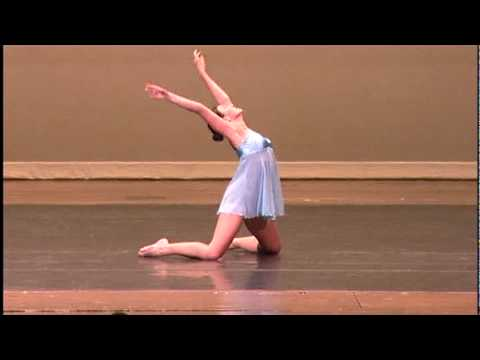 "Lyrical Dance Solo- ""Who I Am"""
