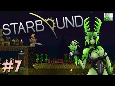 Starbound [ #7 ] В поисках Титана и Крафты.