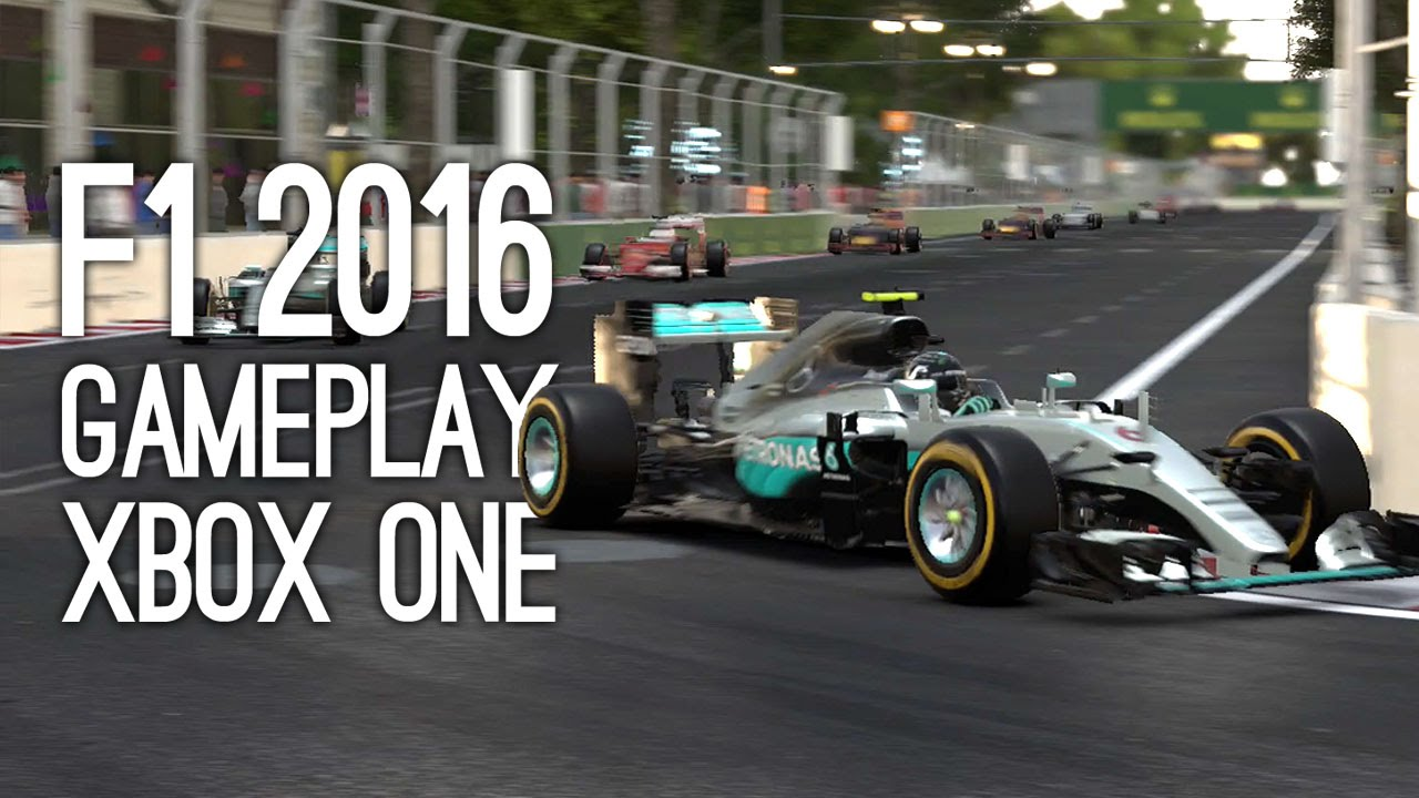 f1 2016 xbox one gameplay 6 reasons f1 2016 is the nerdiest f1 game yet youtube. Black Bedroom Furniture Sets. Home Design Ideas