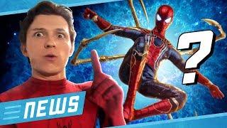 Was Spider-Mans Anzug für Avengers 4 bedeutet - FLIPPS News