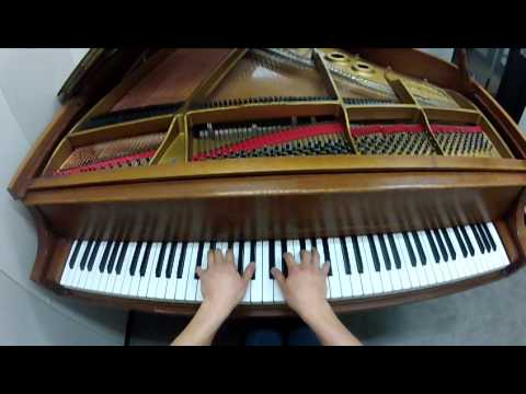 """Minecraft - """"Calm 1 - Minecraft"""" Played by Video Game Pianist"""