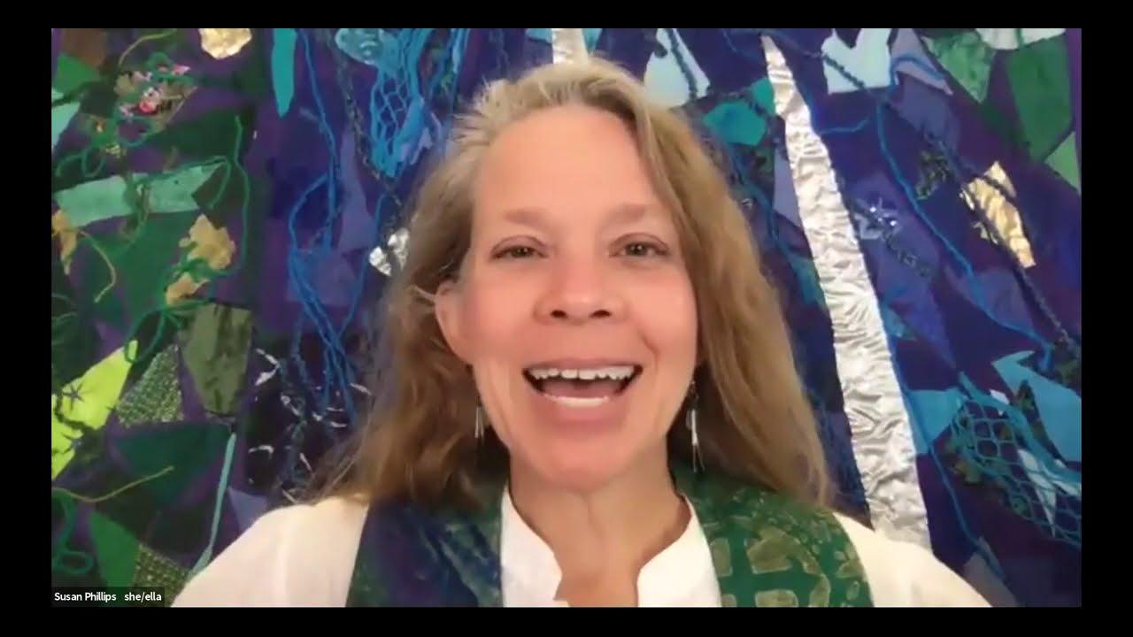 Rev. Susan Phillips, September 20, 2020