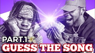 GUESS THE RAP SONG CHALLENGE (HARD) | WINNER GETS $500