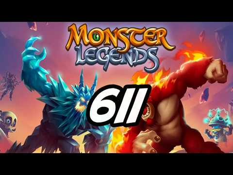 Monster Legends - 611 -