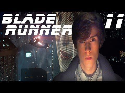 Blade Runner Walkthrough Part 11 - JF SEBASTIAN! Gameplay (Let's Play)