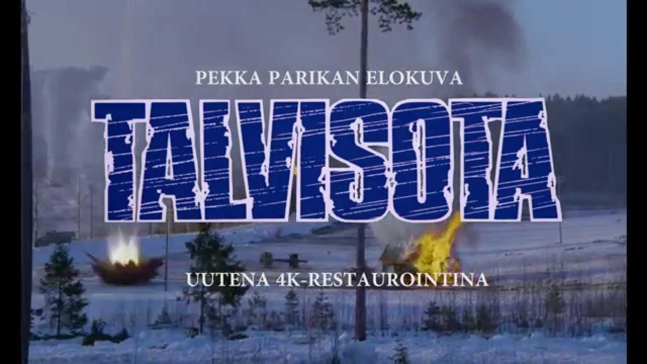 talvisota elokuva ilmaiseksi Suonenjoki