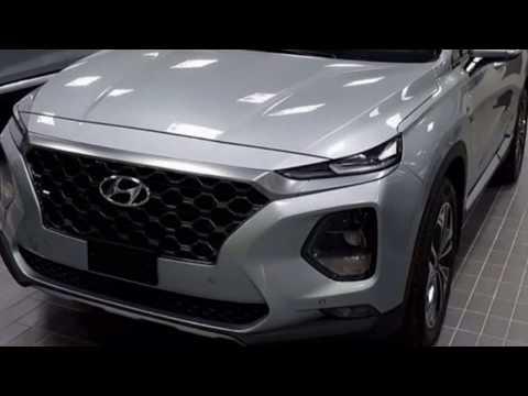 RealGeeks.com.ng 2019 Hyundai Santa Fe Revealed (Photos) technology  Car Talk