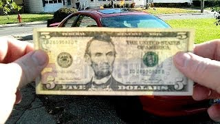 $5 challenge How to SELL Your Used Car for More MONEY