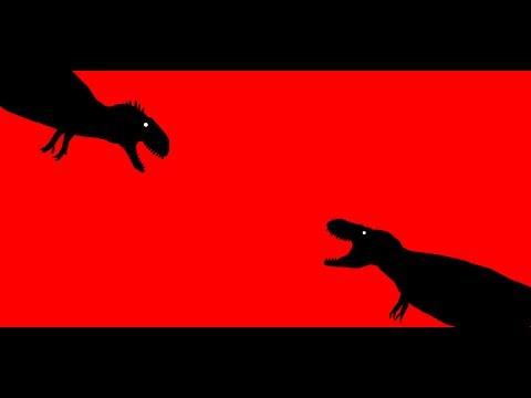 Stunt Rage 2017 Rajasaurus vs Zhuchengtyrannus
