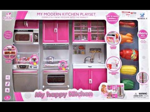 Mainan Masak Masakan Pilihan Anak Perempuan Youtube