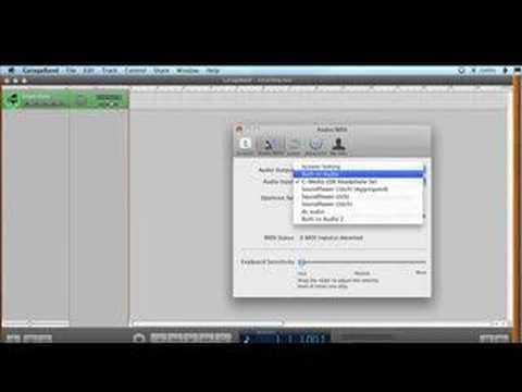 how to make dubstep on garageband mac
